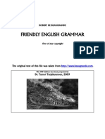 1 FriendlyEnglishGrammar Foundations