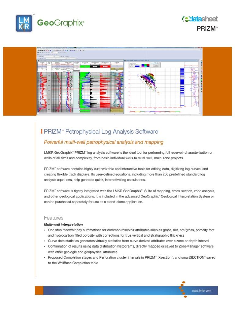 prizm computer engineering computing rh es scribd com GeoGraphix Discovery GeoGraphix Training
