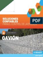 Gaviones PRODAC