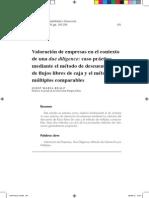 Valoración de empresas en el contexto de una due diligence.pdf