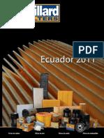 Millard Ecuador Catalog Cross References
