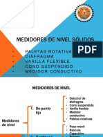Medidores de Nivel Solido_Presentacion