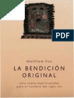 La Bendicion Original Fox Matthew