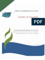 6b - 2 Wri Course Calendar 2013-14