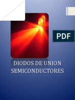 Diodos de Union Semiconductores
