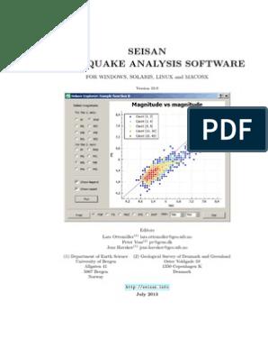 seisan | File Format | Directory (Computing)
