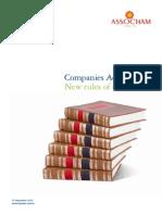 ASSOCHAM-Companies Bill Web