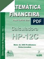 Matemática Financeira com HP 12C -Joao Carlos dos Santos