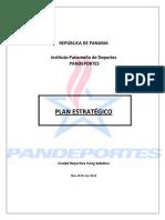 Plan Estrategico Pandeportes