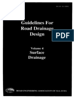 JKR Surface Drainage