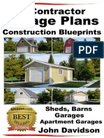 50 Contractor Garage Plans Construction