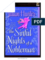 Noches de Un Noble - Jillian Hunter