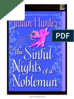 Noches de Un Noble - Jillian Hunter