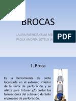 Exposición brocas