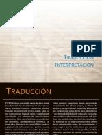 Brochure Traduccion