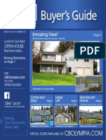 Coldwell Banker Olympia Real Estate Buyers Guide March 29th 2014