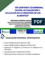 03. Legislacion Sanitaria Colombiana
