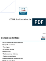 Fundamentos de Redes - CISCO
