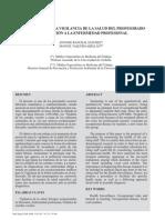 Protocolo Vigilancia Salud Sector Docente