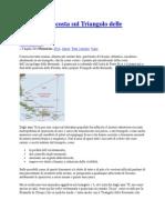 La verità nascosta sul Triangolo delle Bermude