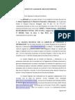Amicus Regional de La Alianza Regional - ADC. Argentina