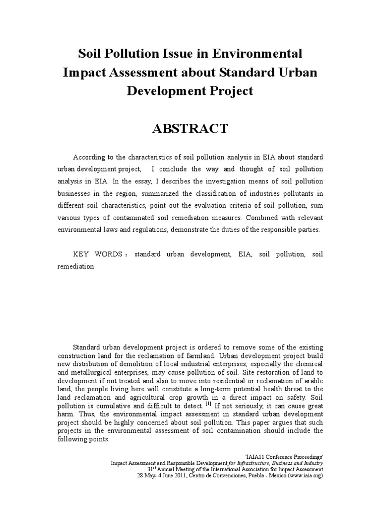 essay on land development Read this essay on land development paper come browse our large digital warehouse of free sample essays get the knowledge you need in order to.