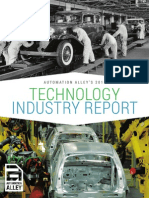 2013 Automation Alley Technology Industry Report
