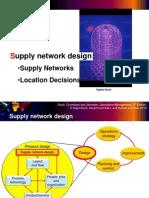 Lesson 8 - Supply Network Design