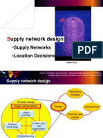 Lesson 8 - Supply Network Design