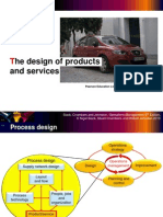 Lesson 7 - The Design of Products and Services