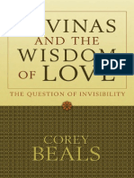 Corey Beals Levinas and the Wisdom of Love the Question of Invisibility