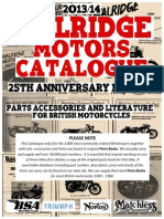Walridge Catalogue 2013/2014