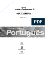 Literatura Portuguesa III _ Impresso_total