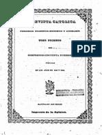 1843-1846 Revista Catolica
