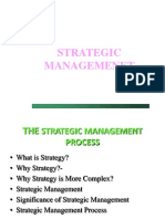 Strategic Management for B.tech