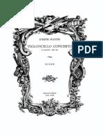 Concerto para Violoncelo e Orquestra nº 2 (Cello Concerto No. 2)