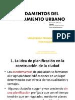 Fundamentos Del Planeamiento Urbano
