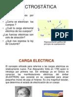 Clase 5 Carga Electrica y Campo Electrico
