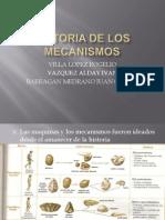 Historia de Los Mecanismos (3)