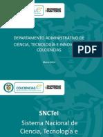 SDCTI-Tolima Presentacion Marzo