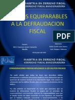 Delitos Equiparables a Defraudacion Fiscal