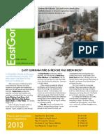 EG Newsletter December