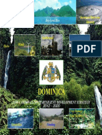 DOMINICA Low Carbon Climate Resilient Strategy (Final)