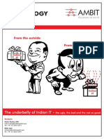Ambit- Technology-eRr Group- the Underbelly of Indian IT