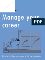 Manage Your Career