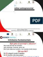 Curs Online Antreprenoriat