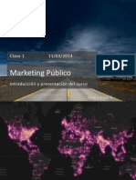 Clase 1 Curso Marketing Publico 2014