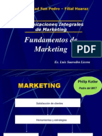 1_ Clase - Electivo III - Fundamentos de Marketing