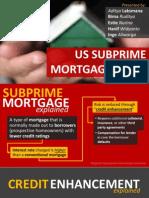 US Subprime Mortgage Crisis