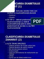 2.Diagnosticul Si Clasificarea DZ
